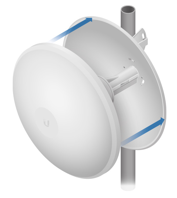 Wi-Fi мост Ubiquiti PowerBeam Radome