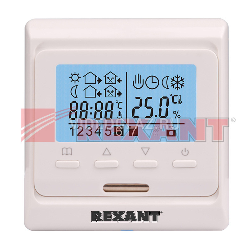 Терморегулятор Rexant 51-0560 терморегулятор