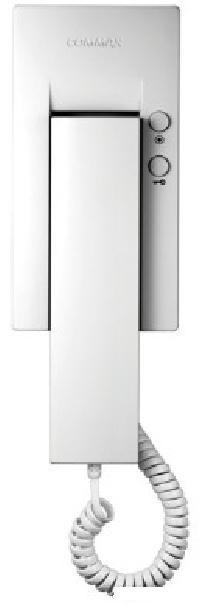 Данная модель сохранила все возможности аудиодомофона. и отличается оригинальным дизайном. рублей.  Commax DP-2HP.