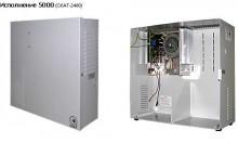 СКАТ-1200 У исп.5000 источник вторичного электропитания резервированный 6А, под АКБ-40 А/ч.