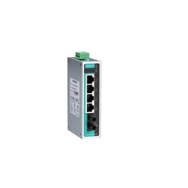 Коммутаторы до 100Mbps MOXA MOXA EDS-205A-M-ST