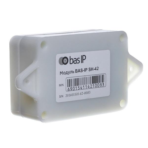 Система Умный дом BAS-IP BAS-IP SH-42 (8-PINS)