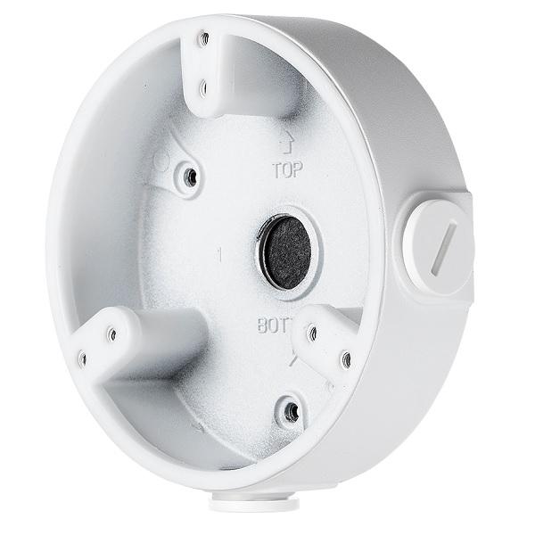 Монтажная коробка/адаптер RVi RVi-1BMB-4 white кронштейн rvi rvi 1bwm 4 white