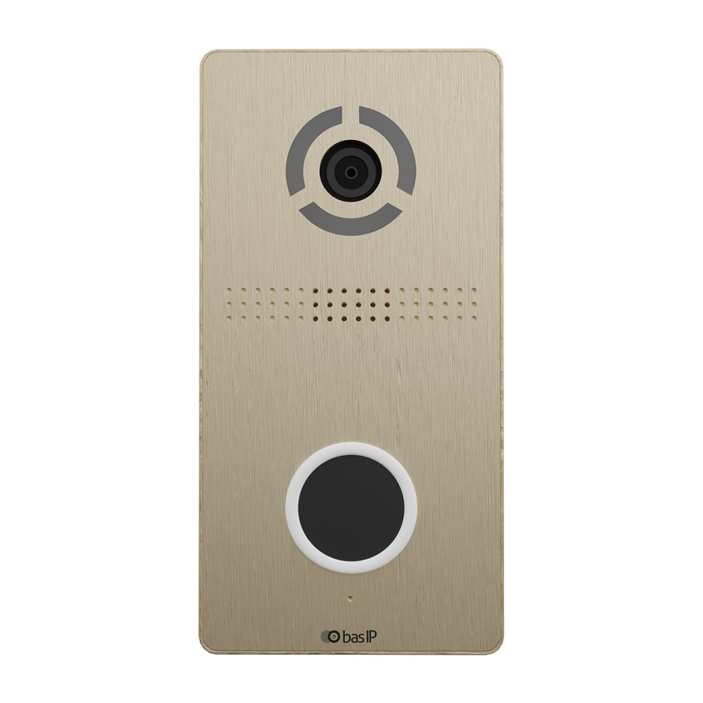Вызывная панель IP-домофона BAS-IP BAS-IP AV-05SD Gold