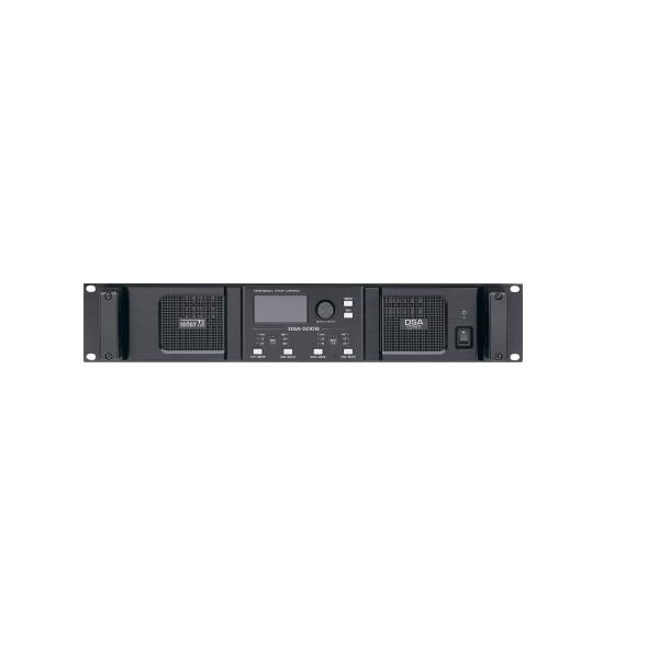 Усилитель мощности Inter-M DSA-500Q