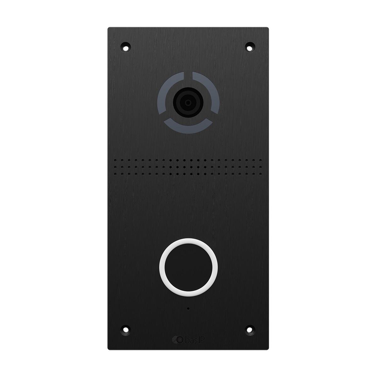Вызывная панель IP-домофона BAS-IP BAS-IP AV-05FD Black