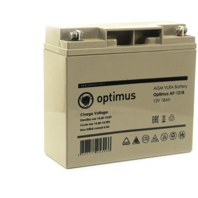 Аккумулятор Optimus Optimus AP-1218