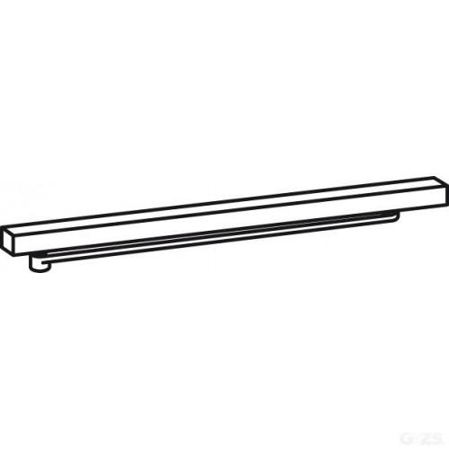 Аксессуар для доводчика Dorma Dorma Скользящий канал для TS 91, 92, 93 серый(64010001)