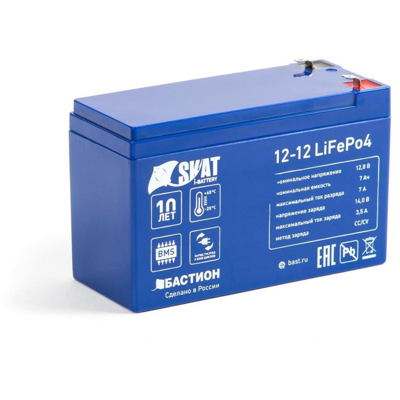 Аккумулятор СКАТ Skat i-Battery 12-12 LiFePo4