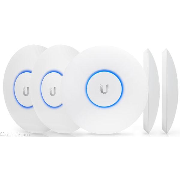 Wi-Fi точка доступа Ubiquiti Ubiquiti UniFi AP AC Lite(5-pack) точка доступа ubiquiti wi fi unifi ac mesh белая