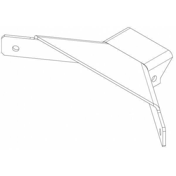 Дополнительный элемент для ограждения PERCo PERCo-MB-16.1