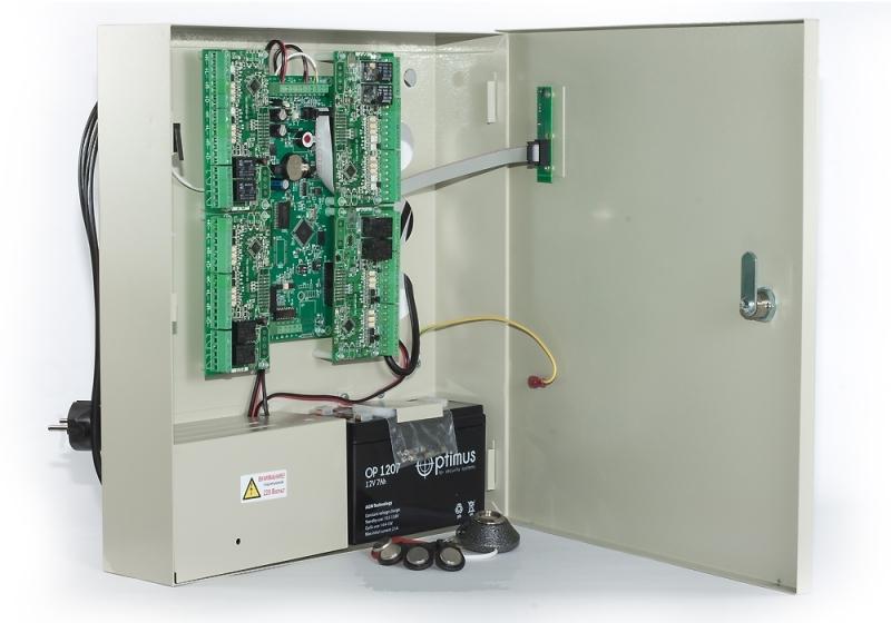Контроллер СКУД Семь печатей Семь печатей TSS - 209-8T