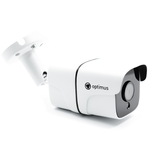 Фото - IP-камера уличная Optimus Optimus IP-E015.0(2.8)P_V.3 вызывная панель на 3 видеодомофона optimus optimus dsh 1080 3 белый