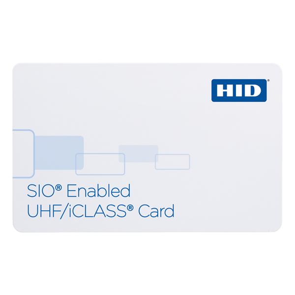 Карта iClass HID HID iC-6014