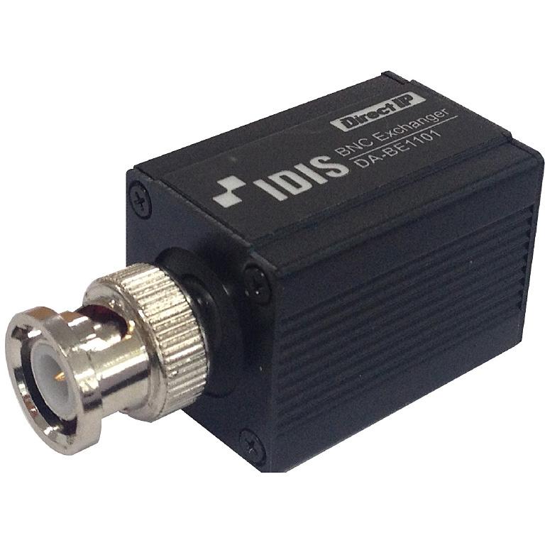 Передача ip-видеосигнала по двухпроводной кабельной линии IDIS IDIS DA-BE1101