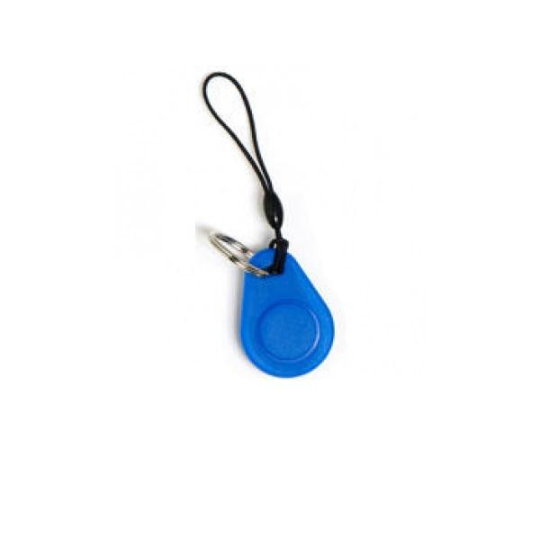 Брелок Proximity IronLogic IronLogic IL-75E силиконовый, с кольцом/резинка (синий) брелок ironlogic il 07ek тип микросхемы em marin размеры мм 40x40x5 5 чёрный