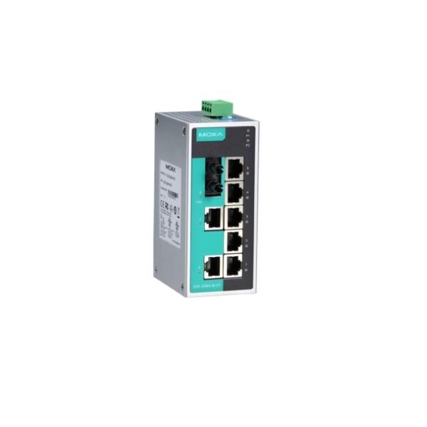 Коммутаторы до 100Mbps MOXA MOXA EDS-208A-M-ST