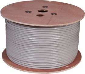 Фото - Кабель Ethernet REXANT REXANT Кабель SSTP 4PR 23AWG CAT7 305м (01-0542) кабель ethernet rexant rexant кабель ftp 4pr 23awg cat6 305м zh нг а hf 01 0151