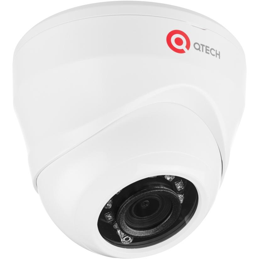 Видеокамера AHD/TVI/CVI/CVBS QTECH QTECH QVC-AC-202R (2.8)