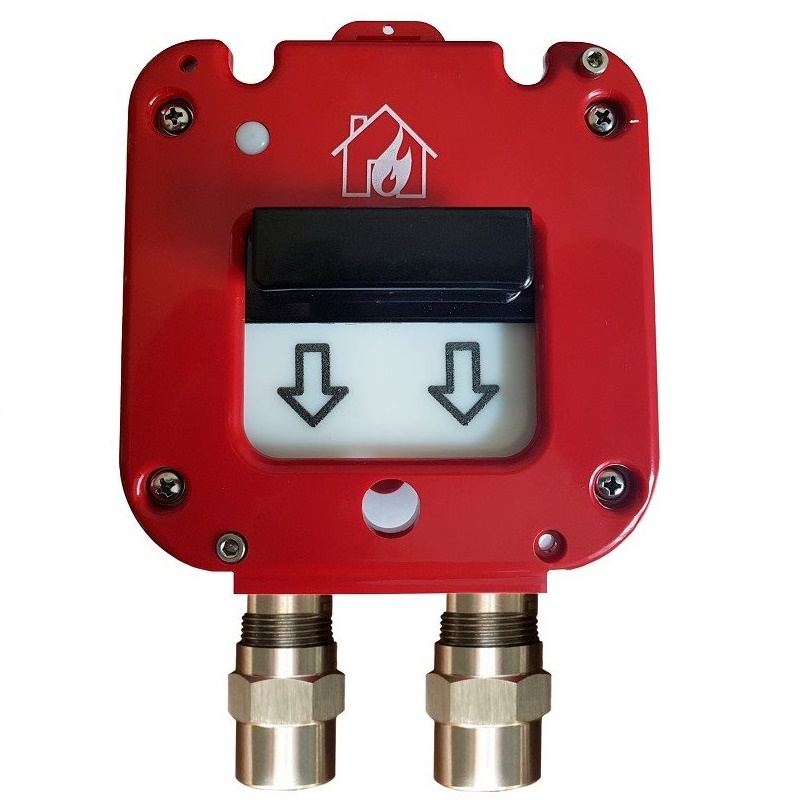 Извещатели пожарные ручные Магнито-контакт Магнито-контакт ИП 535-50А