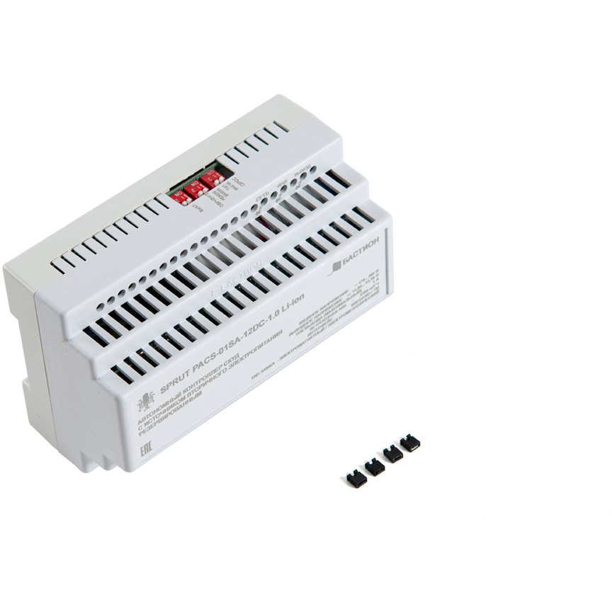 Контроллер для ключей Touch Memory СКАТ СКАТ SPRUT PACS-01SA-12DC-1.0 Li-ion