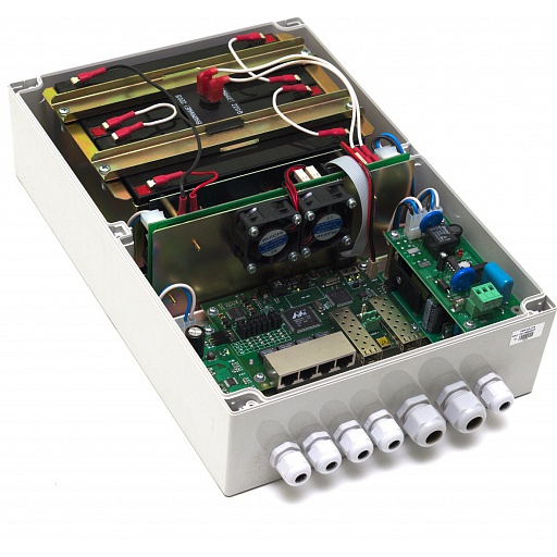 Коммутаторы POE Форт-Телеком Форт-Телеком PSW-2G 4F UPS