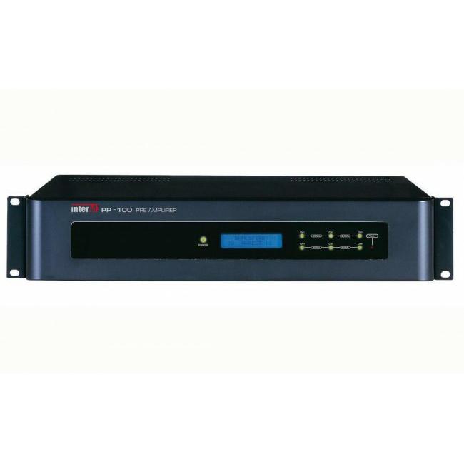 Система оповещения IPC-System Inter-M (I) Inter-M (I) PP-100