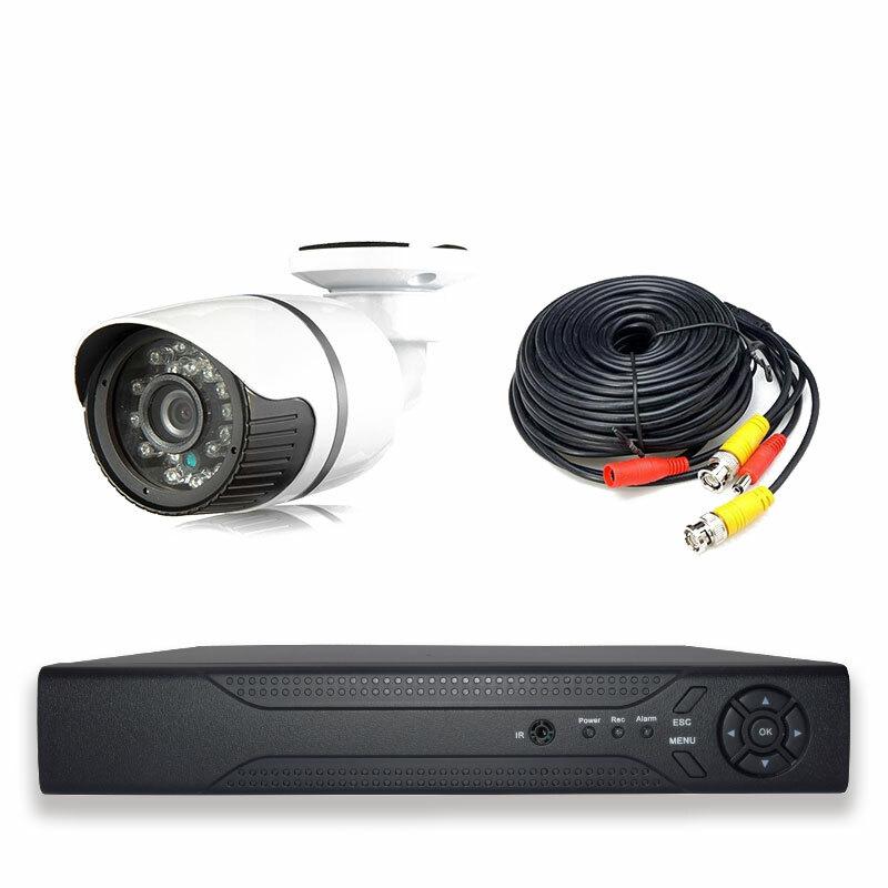 Готовый комплект видеонаблюдения PS-Link PS-Link KIT-С501HD