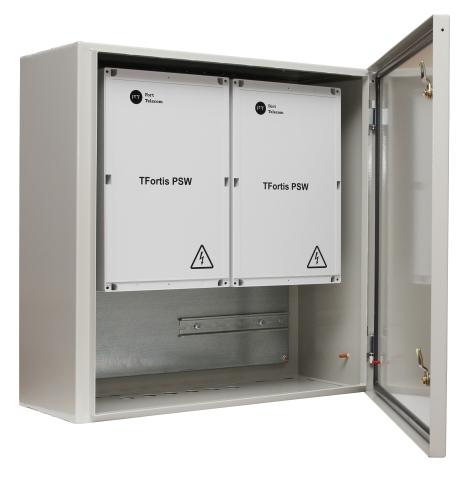 Электромонтажный шкаф/щит Форт-Телеком Форт-Телеком TFortis CrossBox-3