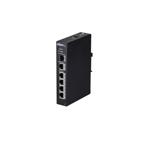 ghftty розовый 4t Коммутаторы до 1000Mbps Dahua Dahua DH-PFS3106-4T