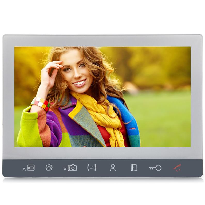 Монитор видеодомофона с памятью J2000 J2000-DF-АЛИСА AHD 2mp 10