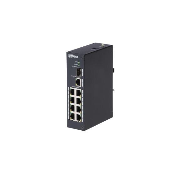 Коммутаторы до 1000Mbps Dahua DH-PFS3110-8T