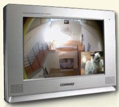 Commax CDV-1020AE Vizit белый Сопряженный видеодомофон - ТД ВИДЕОГЛАЗ Москва