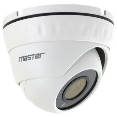 Видеокамера AHD/TVI/CVI/CVBS Master Master MR-HDNM5W видеокамера ahd tvi cvi cvbs master master mr hdnvp2wh