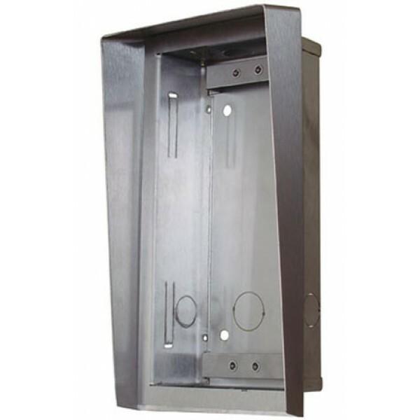 Дополнительное оборудование 2N 2N Козырек защитныйи монтажная коробка для 1 модуля IP Vario (2N9135361E)