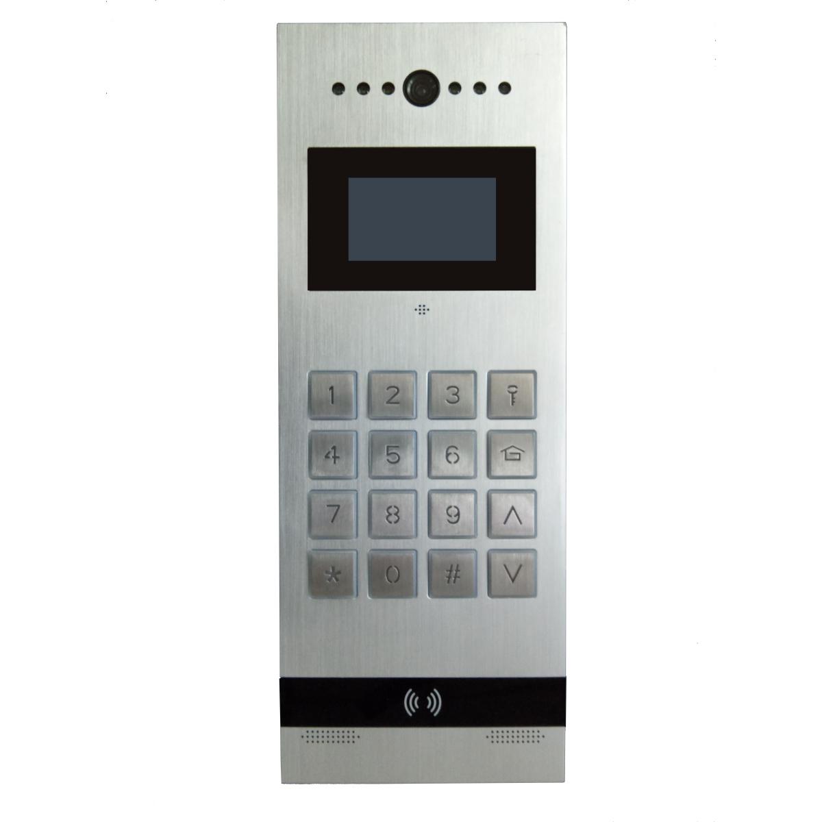 Вызывная панель видеодомофона Tantos Tantos TS-VPS-EM lux WG