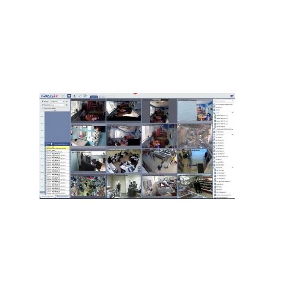 Интеллектуальный модуль TRASSIR TRASSIR Hikvision ACS
