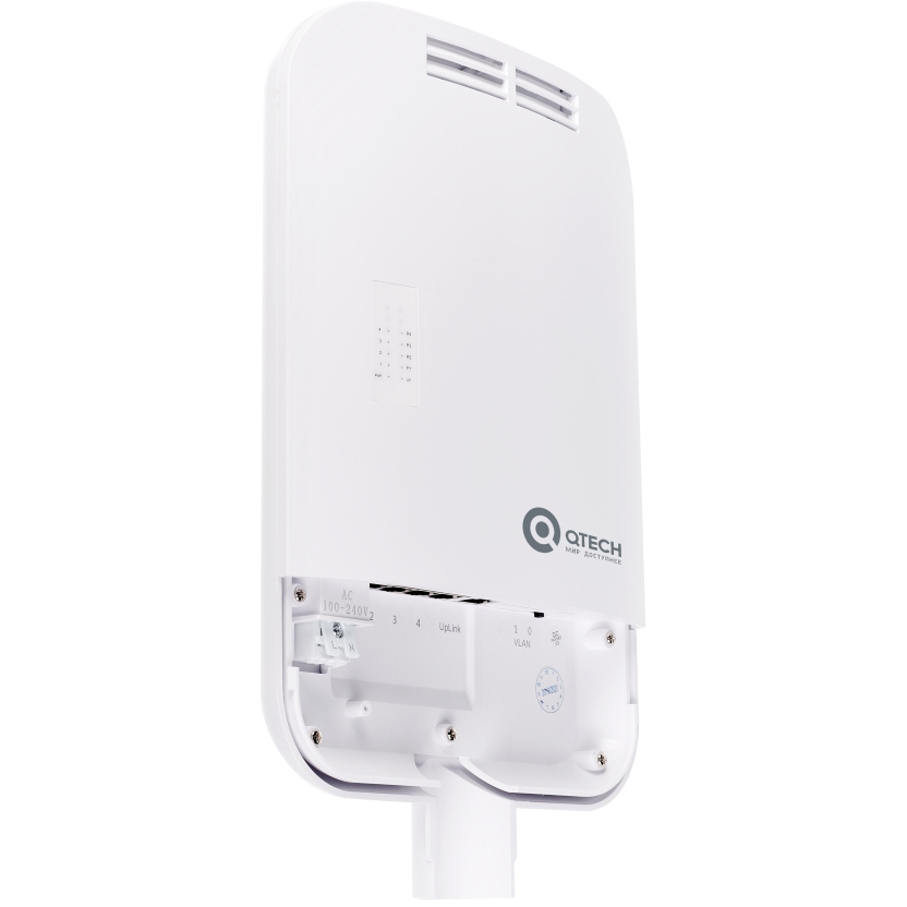 Коммутаторы POE QTECH QTECH QSW-1500-9E-I-AC