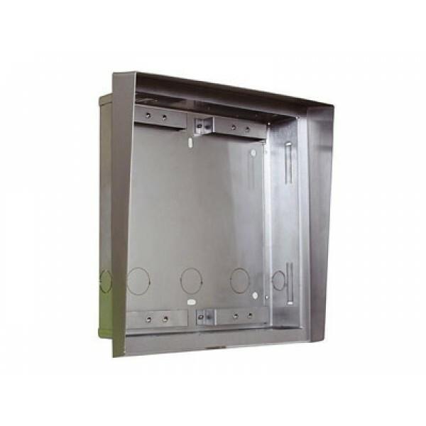 Дополнительное оборудование 2N 2N Козырек защитный и монтажная коробка для 2 модулей IP Vario (2N9135362E)