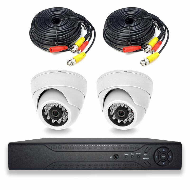 Готовый комплект видеонаблюдения PS-Link PS-Link KIT-A202HD