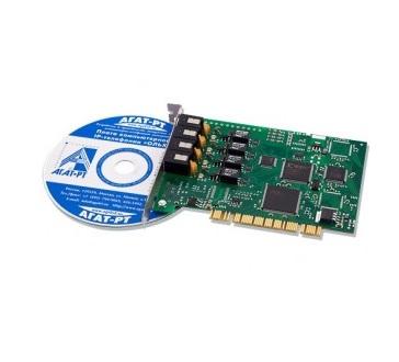 Система записи на базе плат компьютерной телефонии «Спрут-7» Агат-РТ Агат-РТ СПРУТ-7/А-3