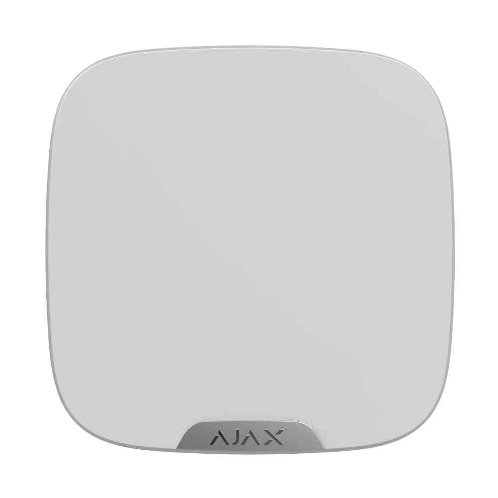 Охранная GSM система Ajax Ajax Ajax Brandplate (white) охранная gsm система ajax ajax ajax fireprotect plus white