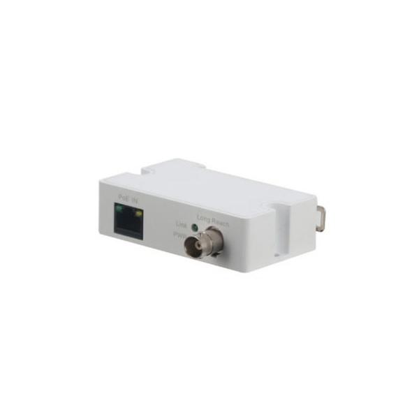 Передатчик ip-видеосигнала по коаксиальному кабелю Dahua Dahua DH-LR1002-1EC передатчик ip видеосигнала по коаксиальному кабелю evidence evidence cross 1 rg hpoe