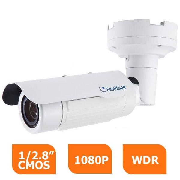 IP-камера уличная Geovision Geovision GV-BL2501 ip камера уличная geovision geovision gv ebl3101