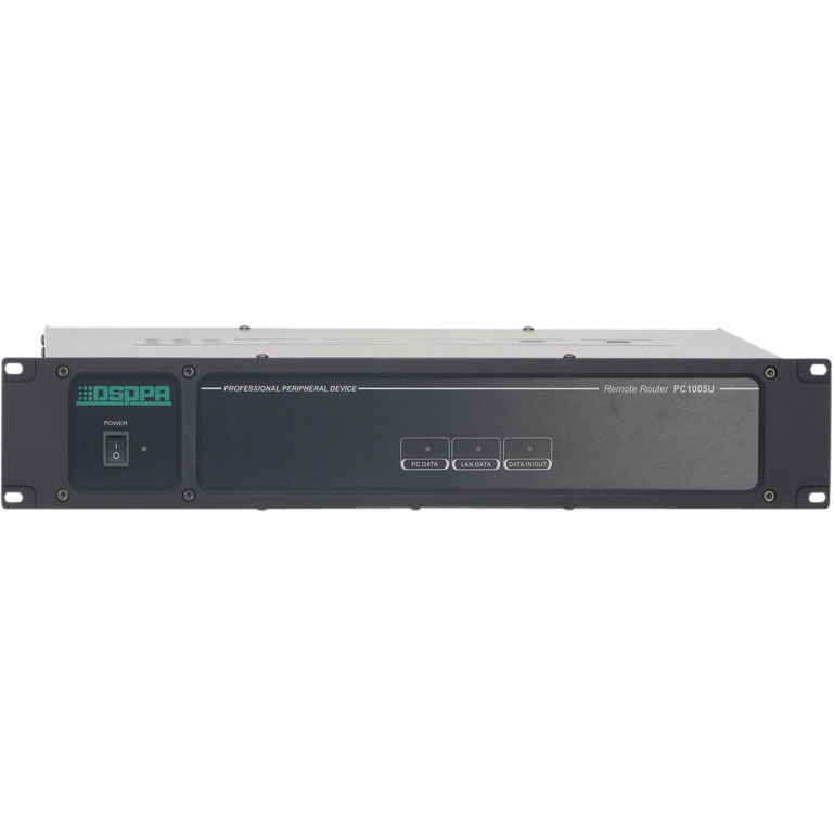 Стоечное оборудование серии PC DSPPA DSPPA PC-1005U