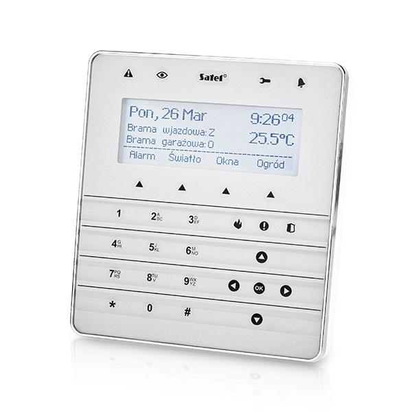 Клавиатура INTEGRA и CA-64 Satel Satel INT-KSG-SSW