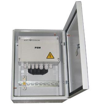 Электромонтажный шкаф/щит Форт-Телеком Форт-Телеком TFortis CrossBox-1