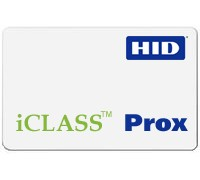 Карта iClass HID HID iC-2023
