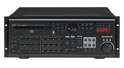 Микшер-усилитель Inter-M PAC-5600