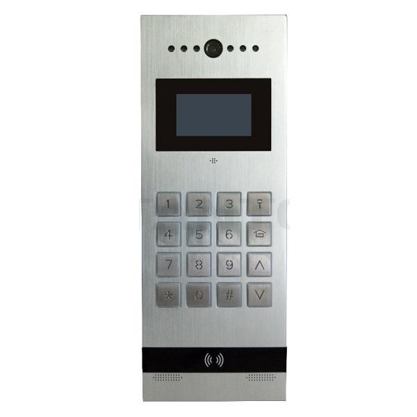 Фото - Вызывная панель видеодомофона Tantos Tantos TS-VPS-MF lux ключ домофона tantos tm1990a ibutton ts красный [00 00068831]